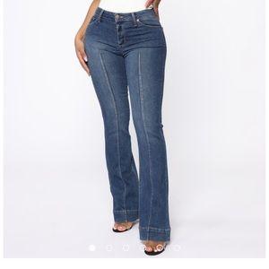 Fashion Nova Jeans size 0